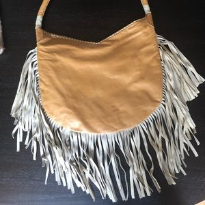 Lokoa Bags - Lokoa fringe leather bag